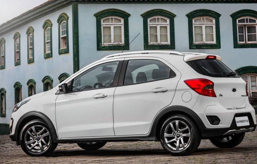 [Ford convoca donos de EcoSport e Ka para recall]