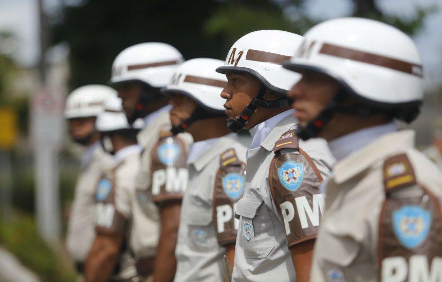 [Policiais militares realizam assembleia nesta quarta-feira (11)]