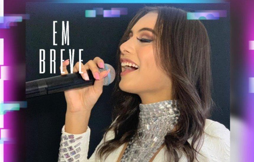 [Jovem cantora de Camaçari grava seu primeiro single profissional]