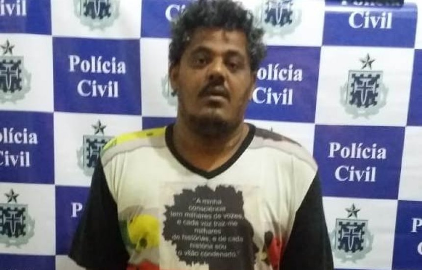 [Pai é preso por estuprar e agredir filha de 12 anos na Bahia]