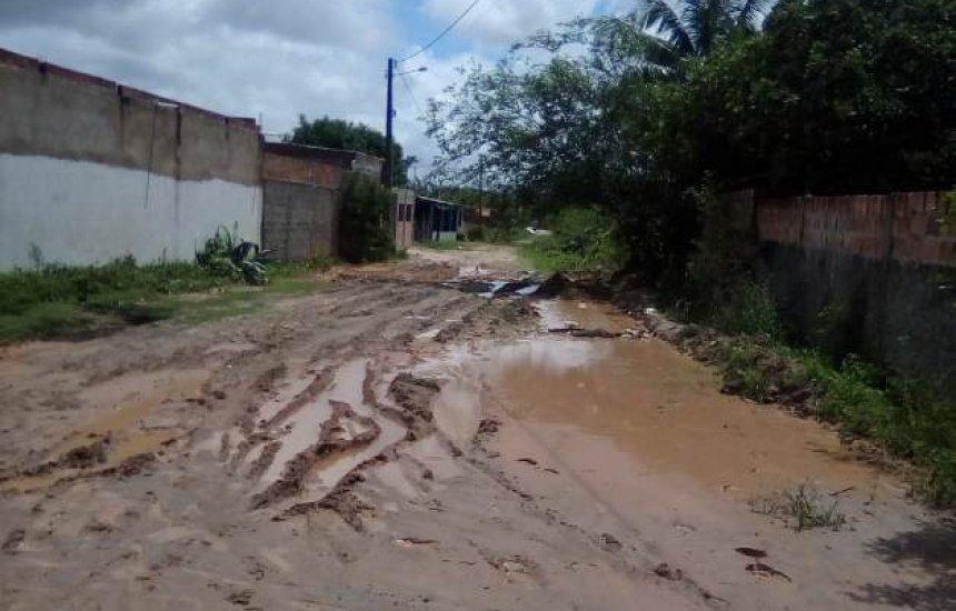 Morador de Barra do Jacuípe diz que localidade está abandonada