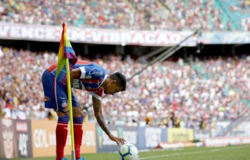 CBF confirma Bahia x Athletico-PR na Arena Fonte Nova
