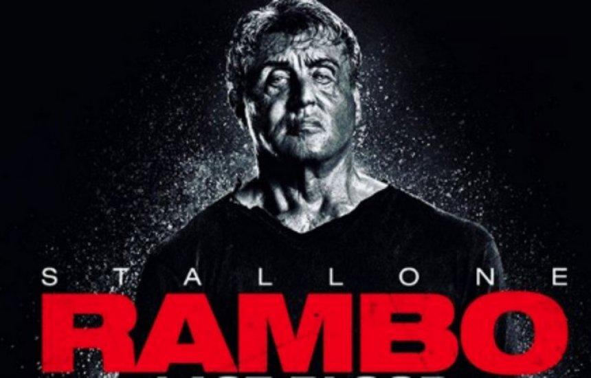 [Stallone volta às telonas em Rambo: Até o Fim]