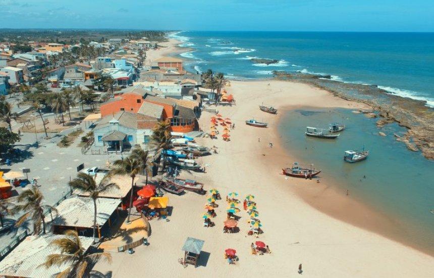 [Dia Mundial da Limpeza: Praia de Camaçari terá mutirão para retirada de resíduos]