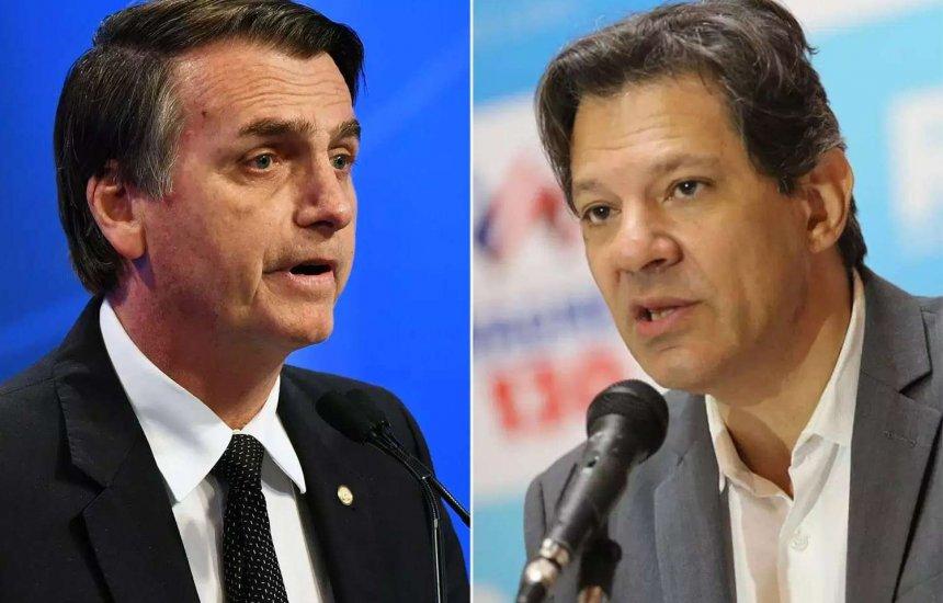 TSE arquiva ação de Bolsonaro contra Folha de S. Paulo e Haddad
