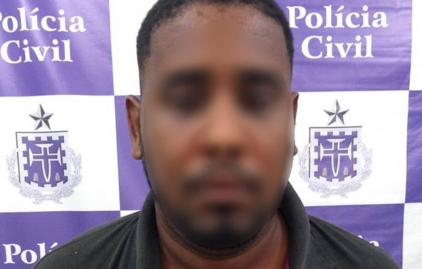Homem é preso acusado de abusar de duas adolescentes em Simões Filho