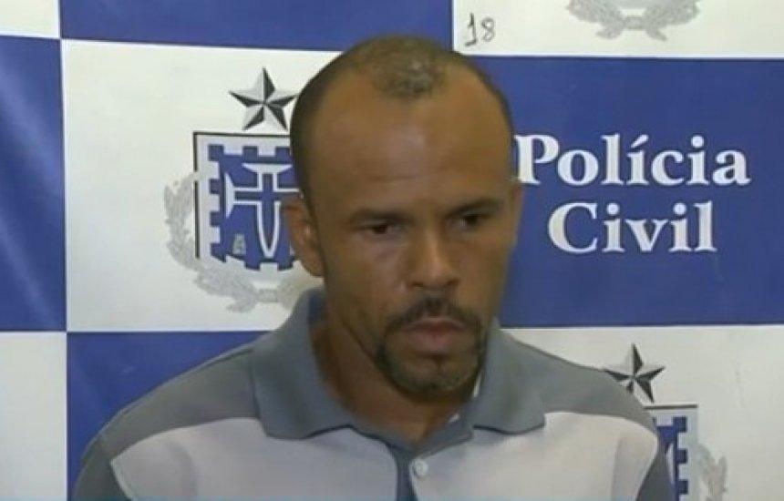 [Camaçari: homem é preso acusado de aliciar afilhada de 9 anos através de mensagens de celular]