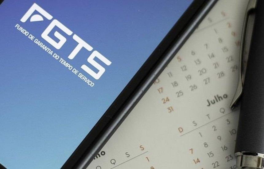 [Caixa antecipa calendário de saques de até R$ 500 do FGTS]