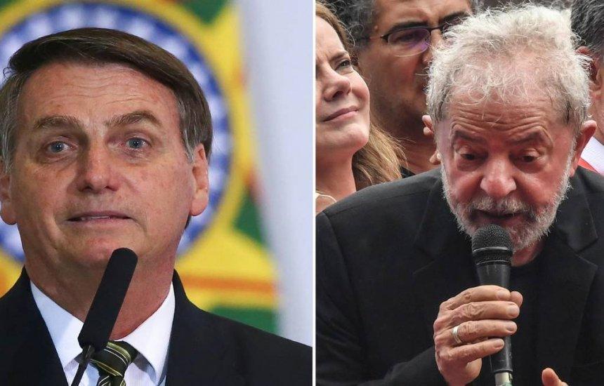 [Bolsonaro e Lula miram o Nordeste e viajam à região com agendas distintas]