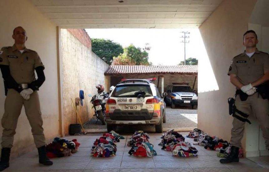 [Polícia Militar prende homem que furtava calcinhas em Minas Gerais]