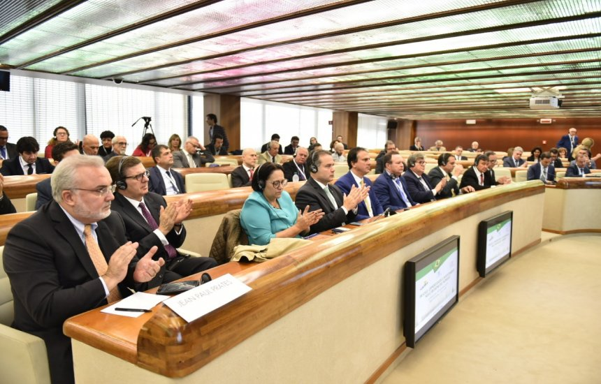 [Mais de 40 empresários italianos conhecem oportunidades de negócios no Nordeste]