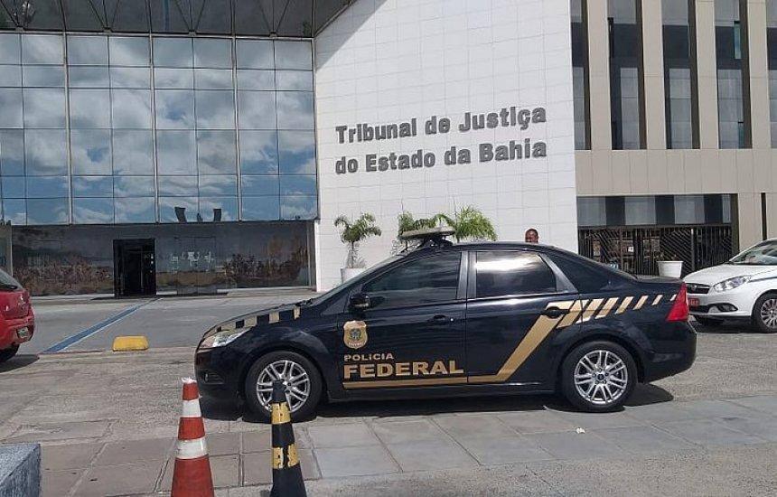 [CNJ investiga conduta de magistrados afastados do TJ-BA]