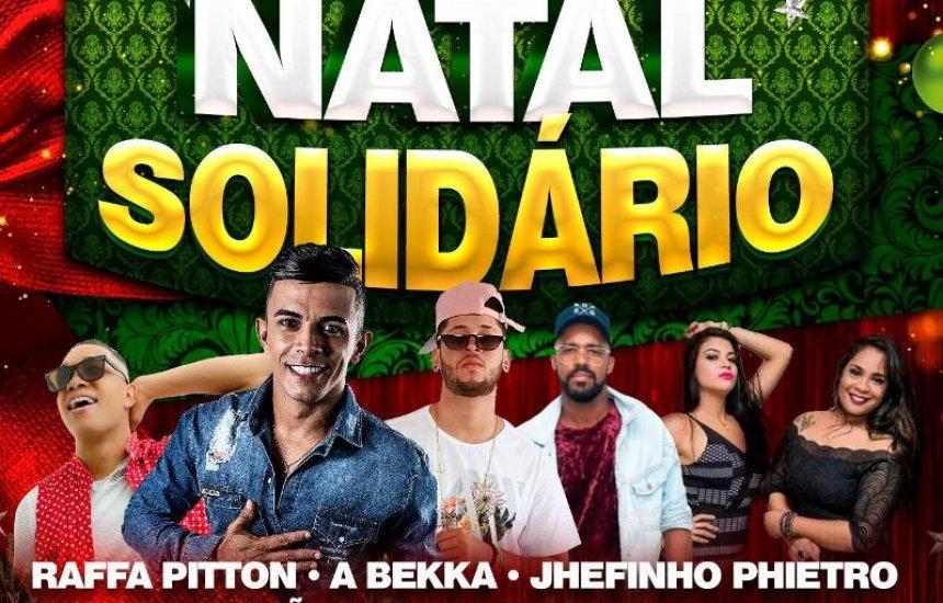 Natal Solidário acontece neste domingo em Machadinho