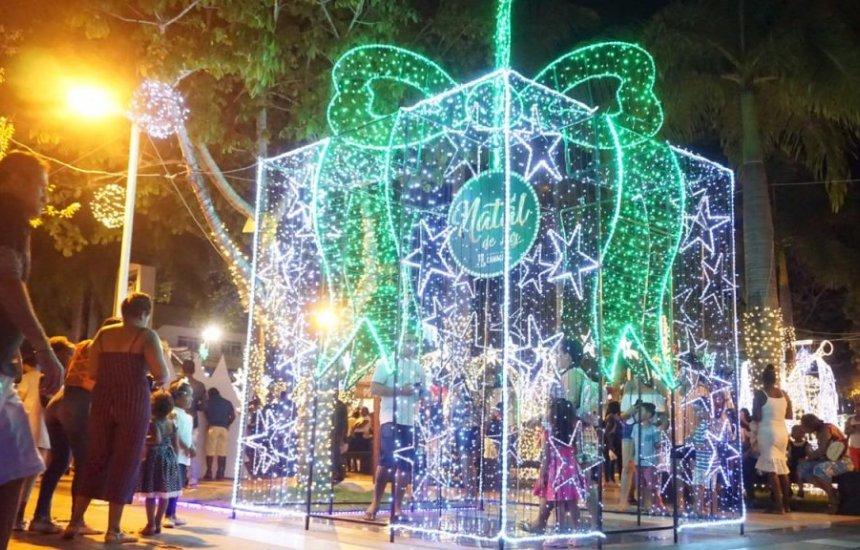 Segundo fim de semana do Natal de Luz promete ainda mais animação