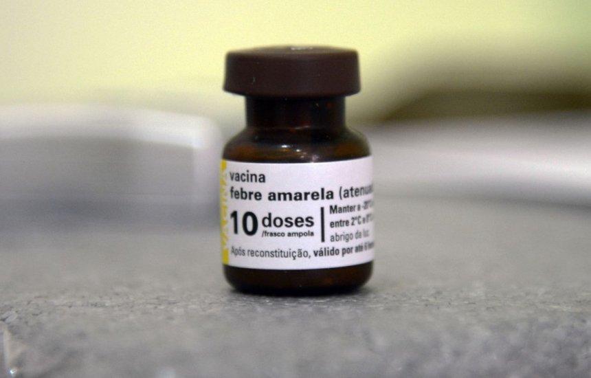 [Saúde amplia público para vacinas contra febre amarela e gripe]