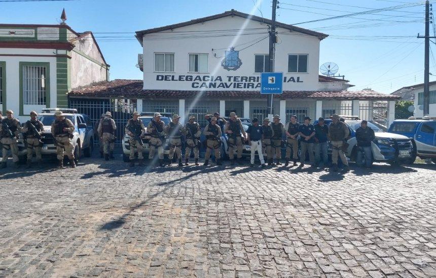 [Sete traficantes e um menor localizados durante 'Operação Lázaro']