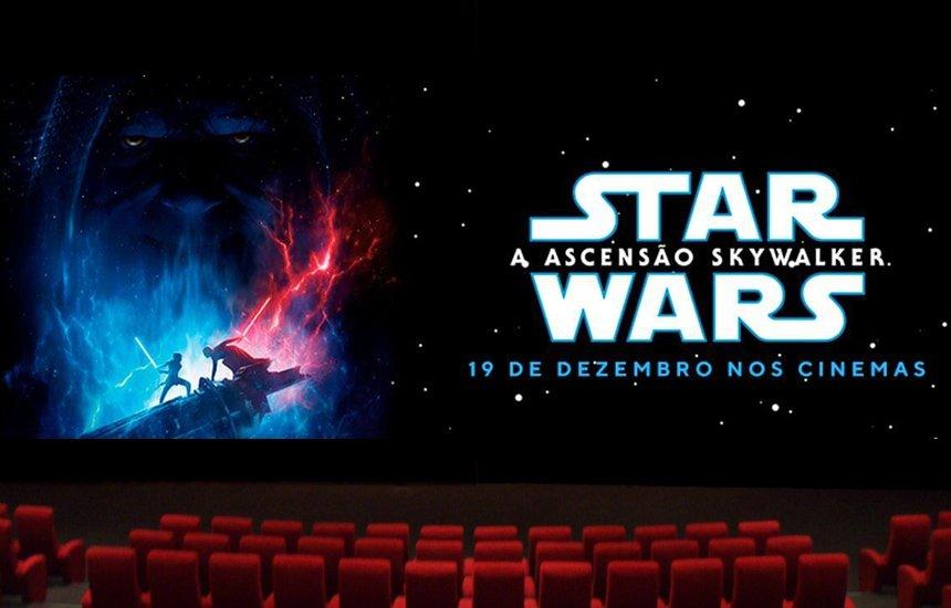 [Star Wars: A Ascensão Skywalker é a estreia da semana no cinema]