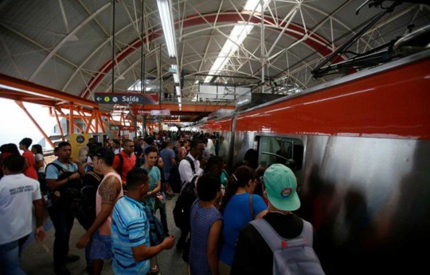 [Boatos de assalto causam princípio de tumulto no metrô de Salvador]
