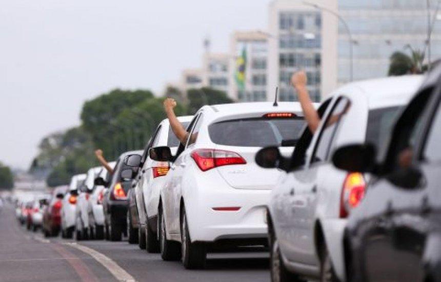 [Comissão para discutir medidas de segurança nos transportes por aplicativo é criada]