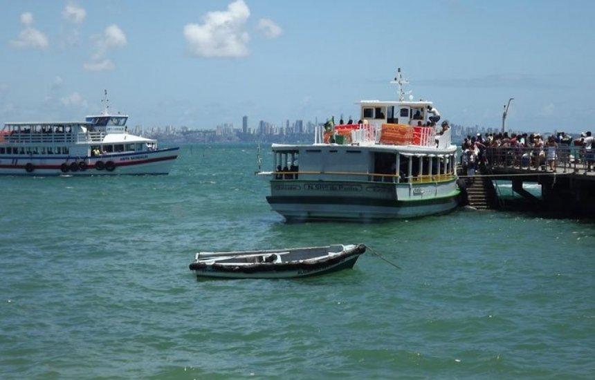 [Travessia Salvador-Mar Grande faz parada nesta manhã e encerra operações às 19h]