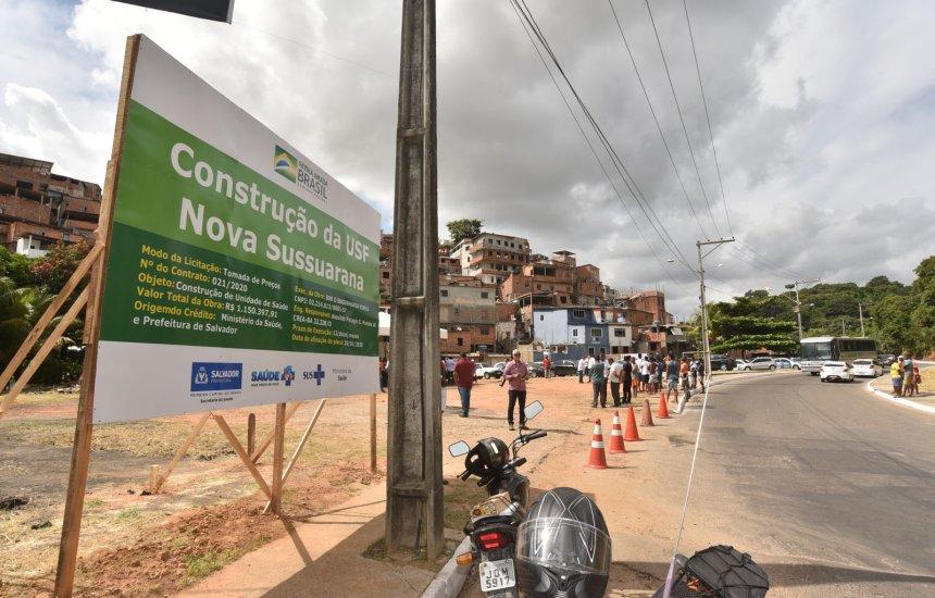 [Salvador terá mais médicos residentes e vai ganhar 20 novos postos de saúde]