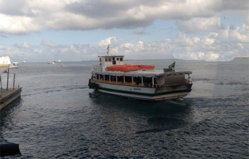 [Travessia Salvador-Mar Grande terá último horário às 19h30]