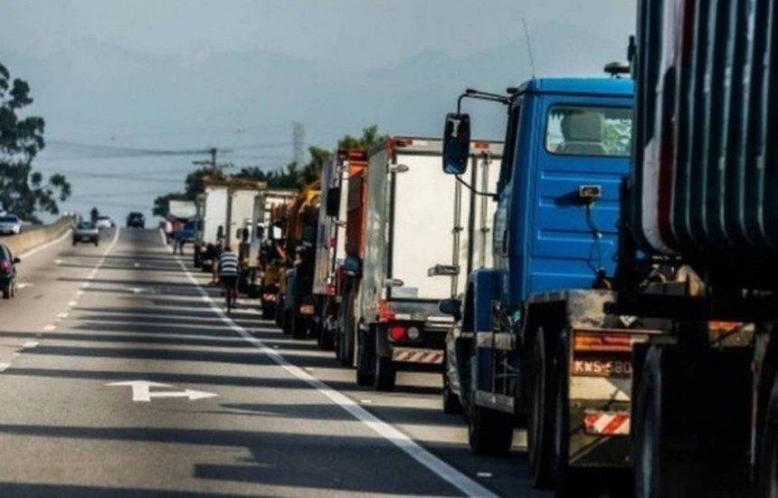 [Tabela do frete agrava distorções no transporte de carga e afeta preços, diz CNI]