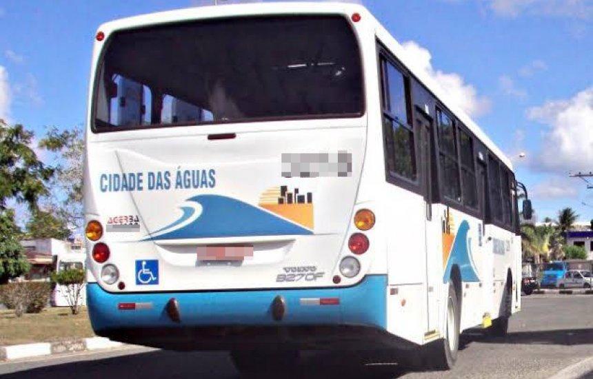 [Ônibus da empresa Cidade das Águas é assaltado na BA-093]