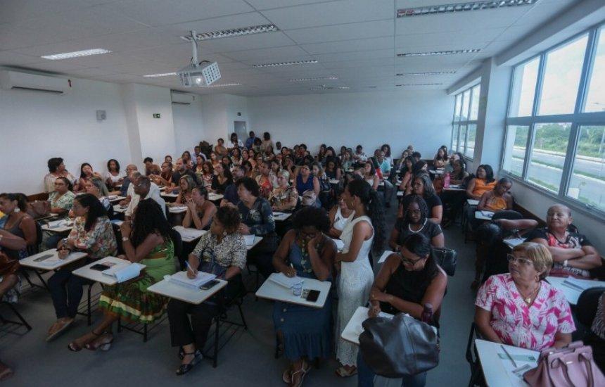 [Pré-jornada Pedagógica 2020 discute estratégias para o ensino público em Camaçari]