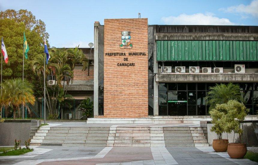Prefeitura de Camaçari concede reajuste de 4,31% a servidores efetivos da administração direta e indireta