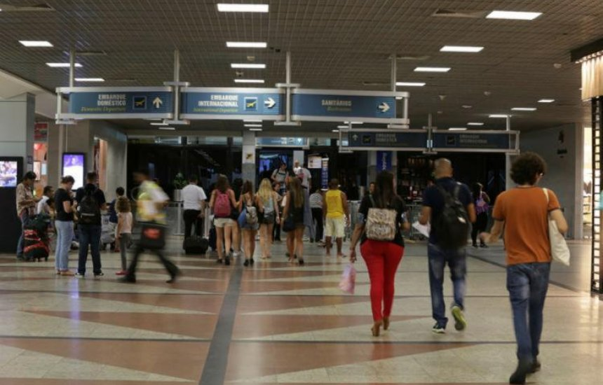 Aeroporto de Salvador adota medidas de prevenção ao coronavírus