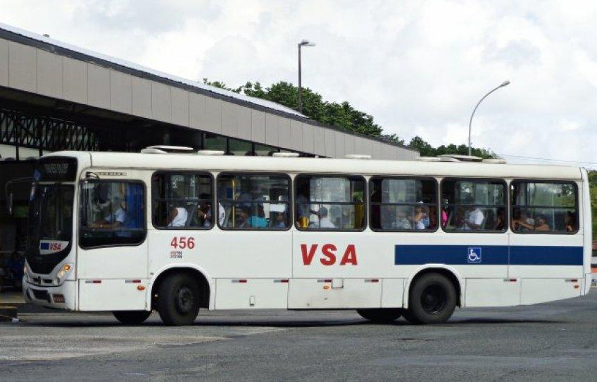 Usuários do VSA pedem segurança nos ônibus