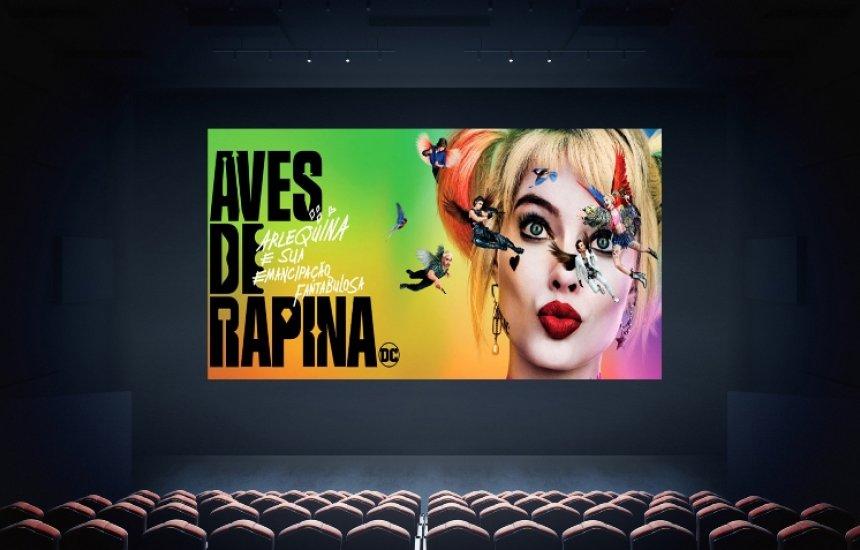 [Arlequina e suas amigas chegam aos cinemas em Aves de Rapina]