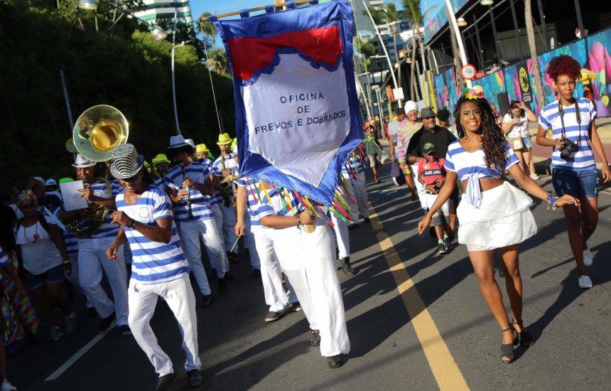 [Fuzuê e Furdunço abrem o pré-carnaval de Salvador neste fim de semana]