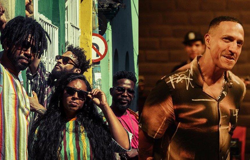 [Mano Brown estreia no Carnaval de Salvador e divide trio com Afrocidade]