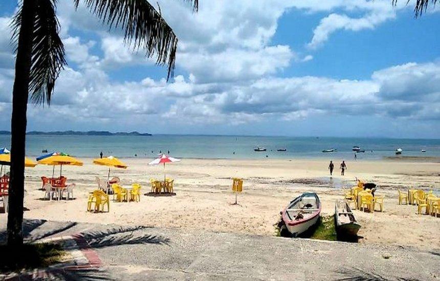 Bahia tem 17 praias impróprias para banho nesse fim de semana, diz Inema