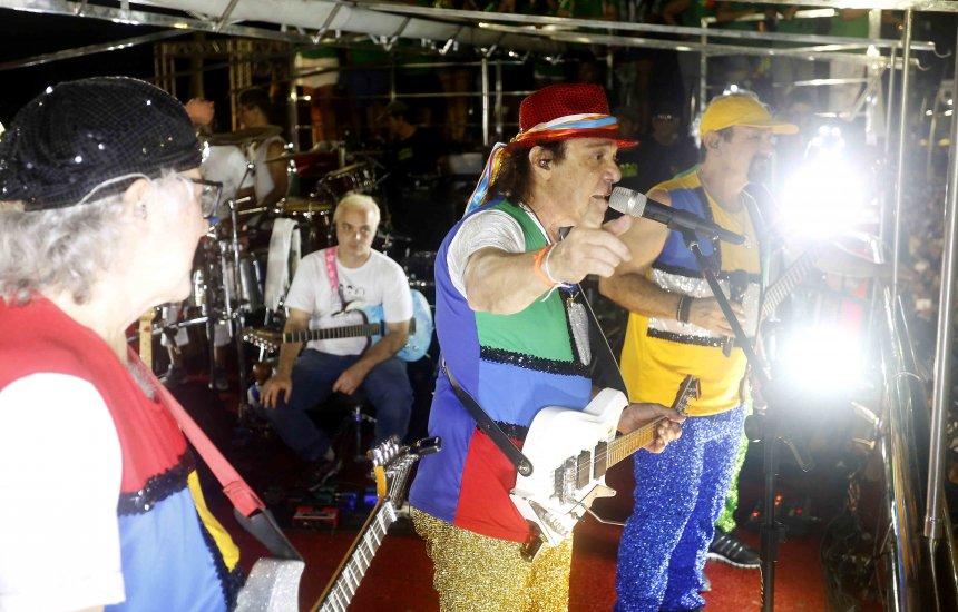 [Carnaval: Armandinho, Dodô e Osmar se apresentam nesta terça na Castro Alves]