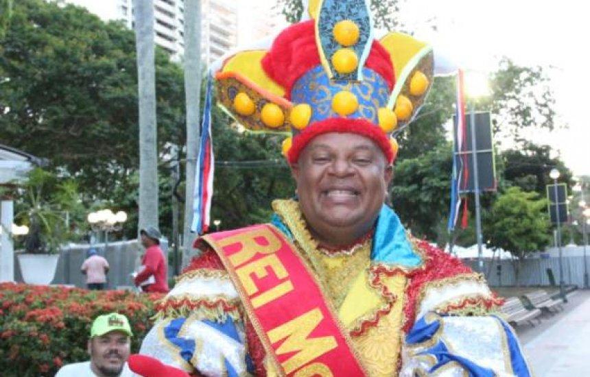 [Ex-Rei Momo anuncia pré-candidatura a vereador de Salvador]