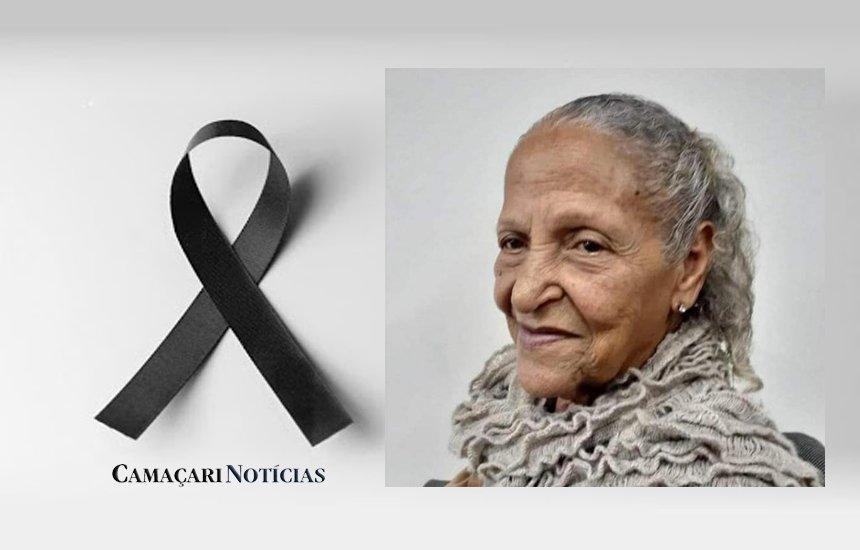 [Nota de falecimento de Dalva Rocha Ferreira]