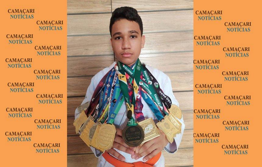 [Jovem atleta de Camaçari faz vaquinha virtual para participar de competição em SP]