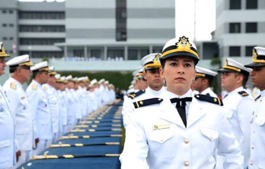 [Marinha abre 26 vagas para nível superior]