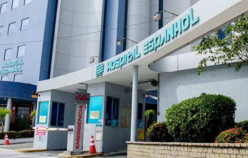 [Justiça autoriza governo baiano a usar o Hospital Espanhol para atender vítimas do Covid-19]