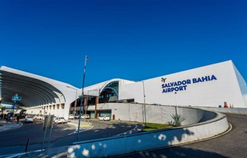 [Refis de álcool em gel são furtados no aeroporto de Salvador]