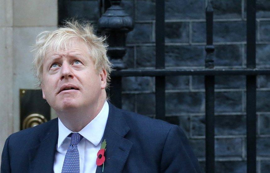 [Primeiro-ministro do Reino Unido, Boris Johnson, está com coronavírus]