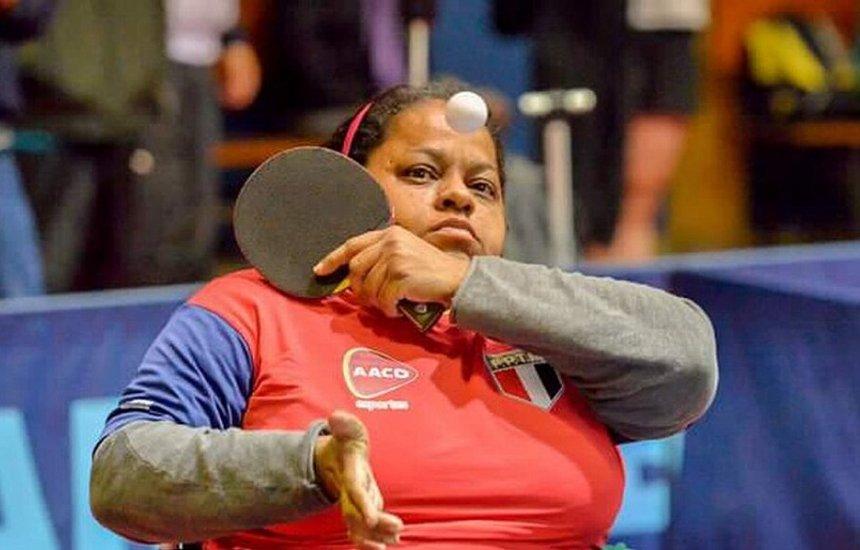 Mesa-tenista paralímpica morre por causa do novo coronavírus