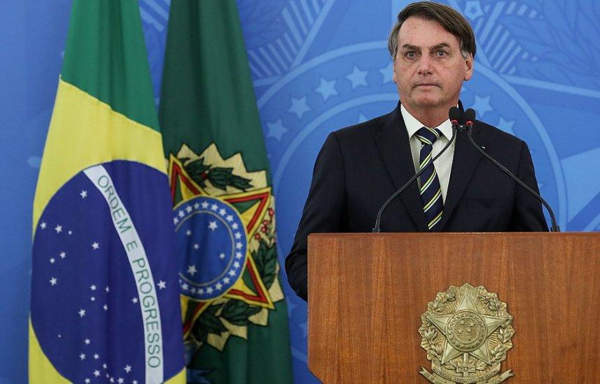 ['Brasil é diferente', diz Bolsonaro ao evitar comentar isolamento nos EUA]