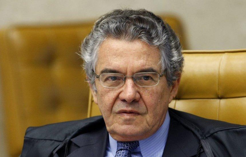 [Ministro Marco Aurélio encaminha à PGR pedido de afastamento de Bolsonaro]