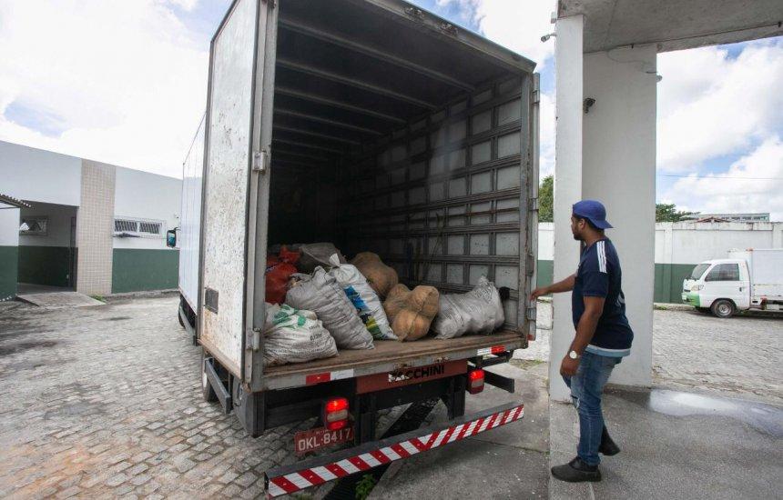 [Famílias em situação vulnerável serão beneficiadas com alimentos em Camaçari]