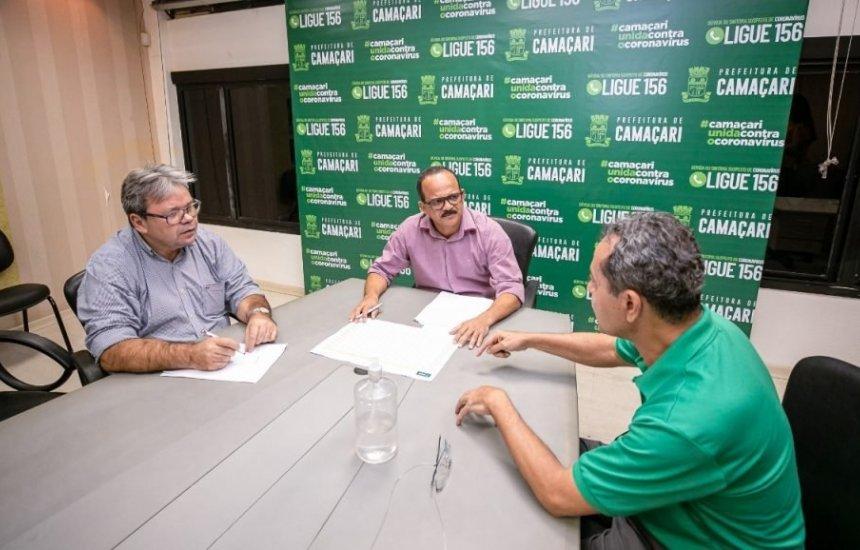 [Centro de Enfrentamento ao coronavírus vai atender pacientes sintomáticos em Monte Gordo]