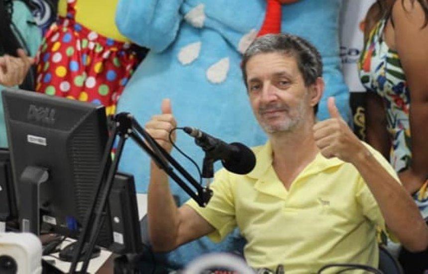 [Luto na comunicação: morre radialista Toni Paulo]
